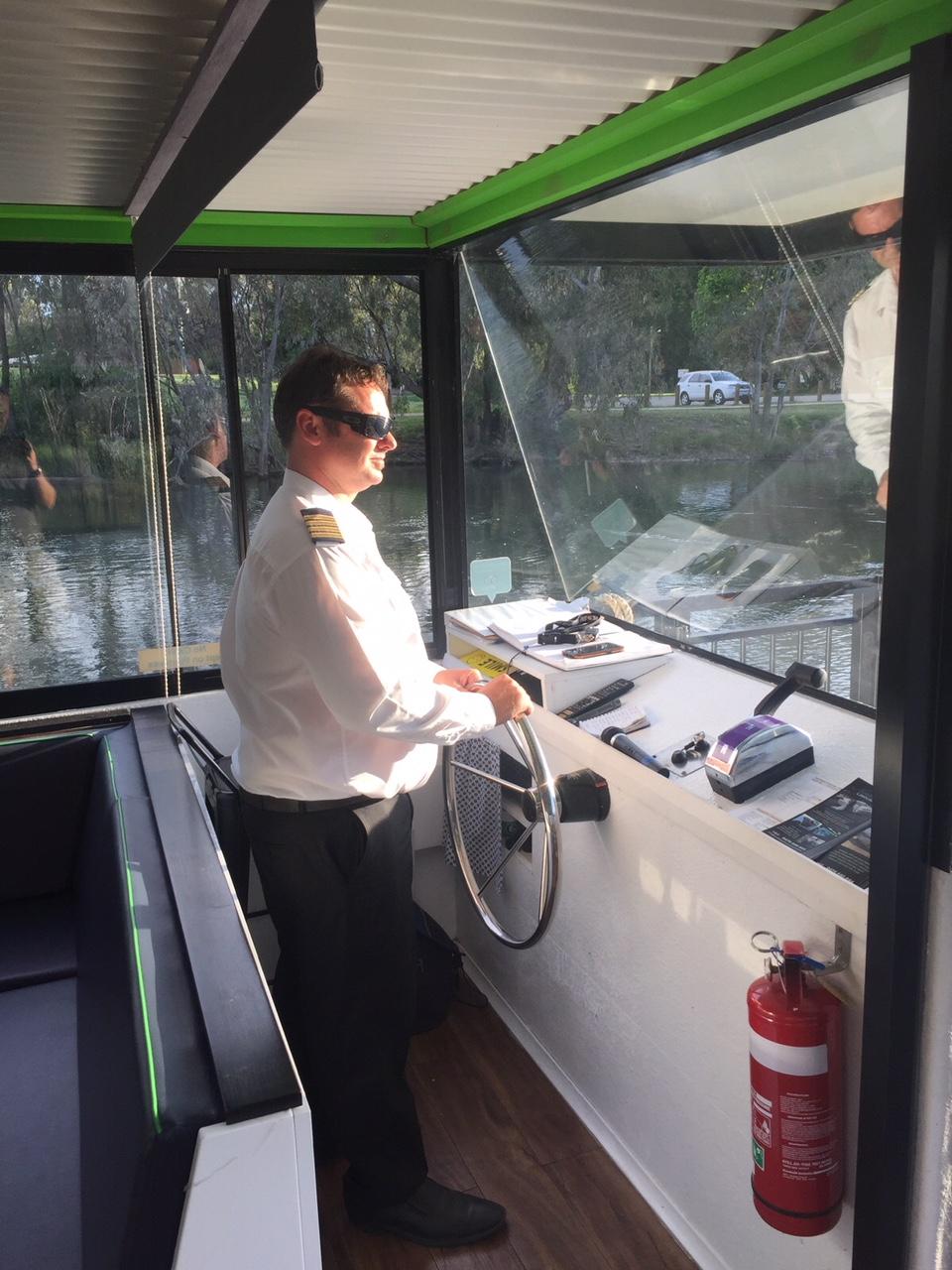 River tours
